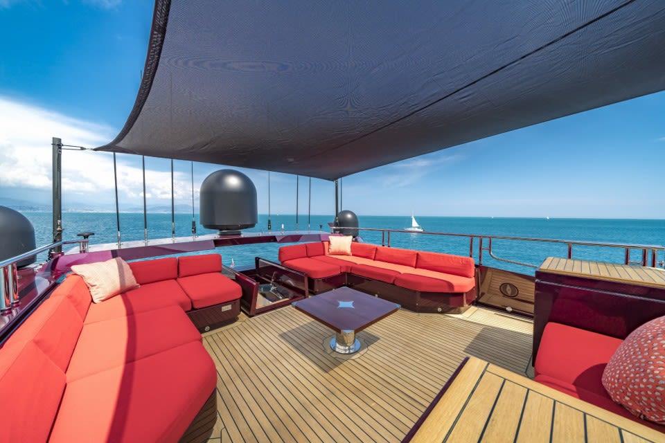Моторная яхта KJOS Yacht #17
