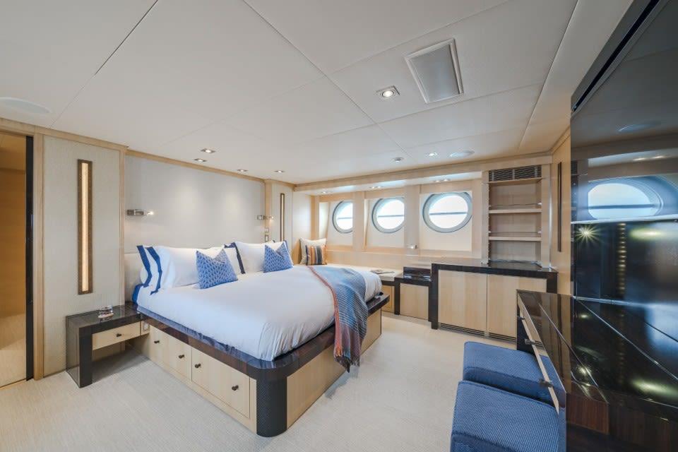 Моторная яхта KJOS Yacht #21