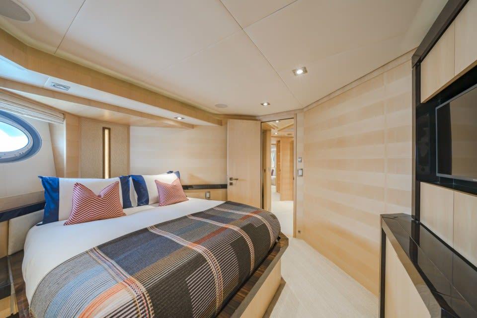 Моторная яхта KJOS Yacht #28