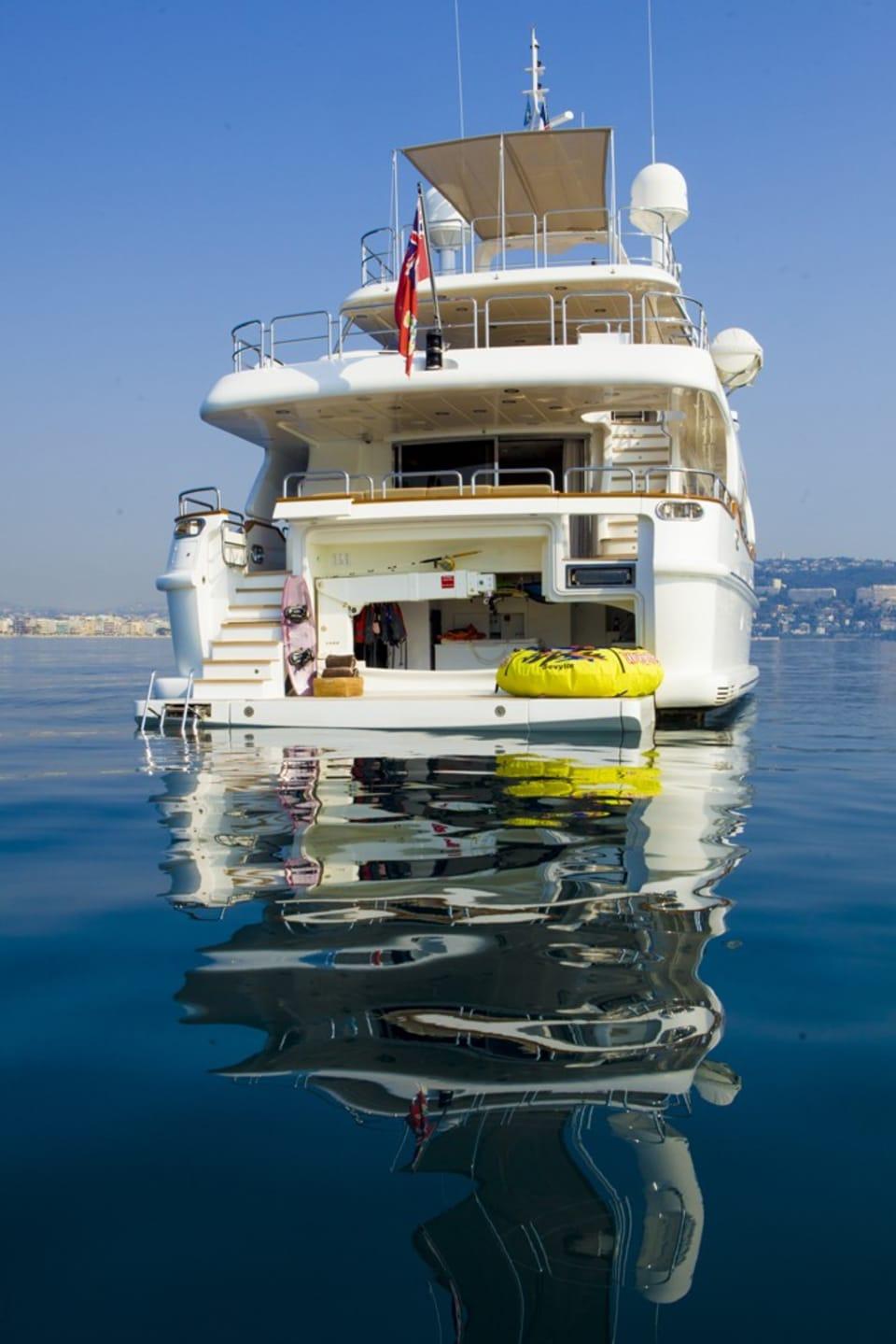 Моторная яхта QUID PRO QUO Yacht #5