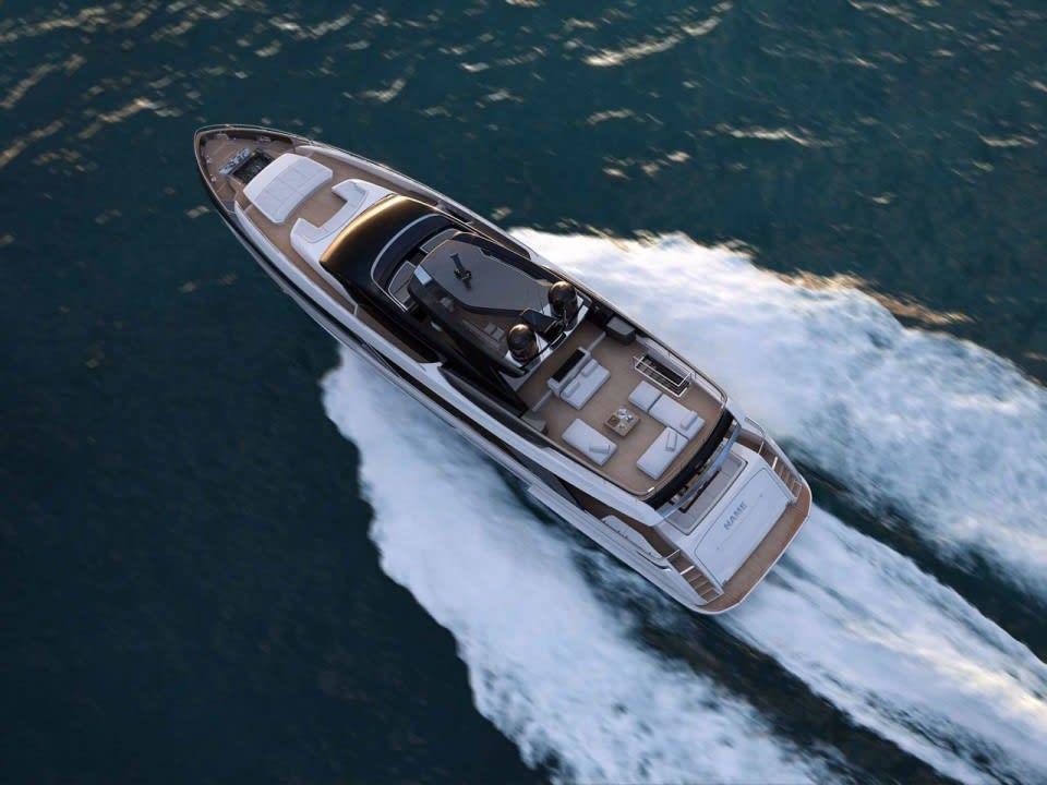 Моторная яхта Elysium I Yacht #5