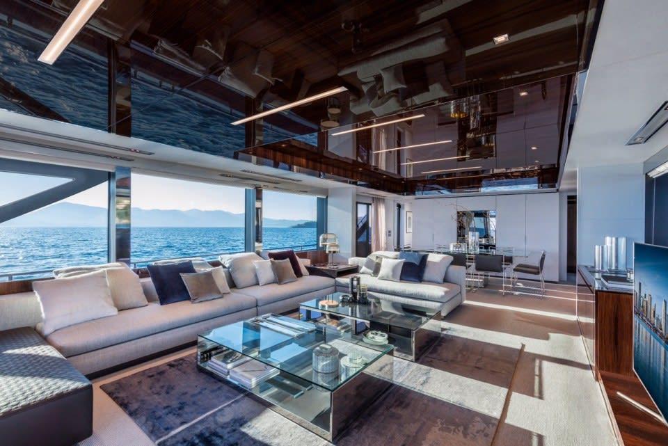 Моторная яхта Elysium I Yacht #10