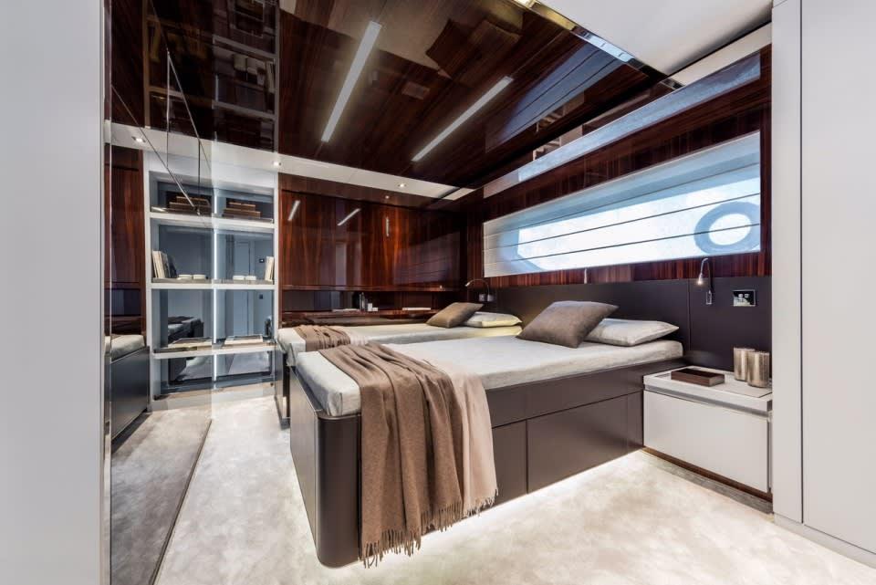 Моторная яхта Elysium I Yacht #12