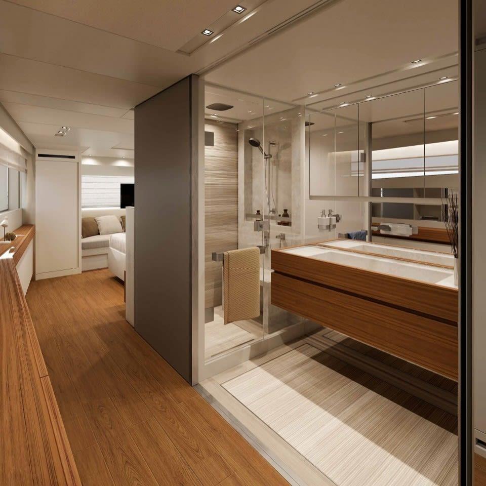 Моторная SALT Yacht #3