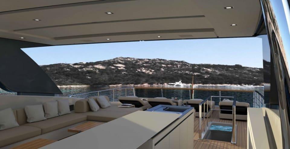 Моторная SALT Yacht #4