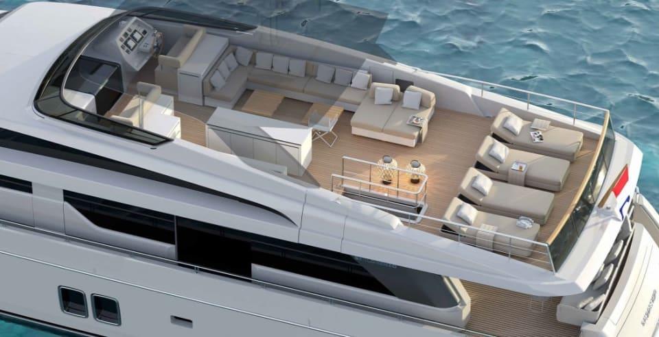 Моторная SALT Yacht #7