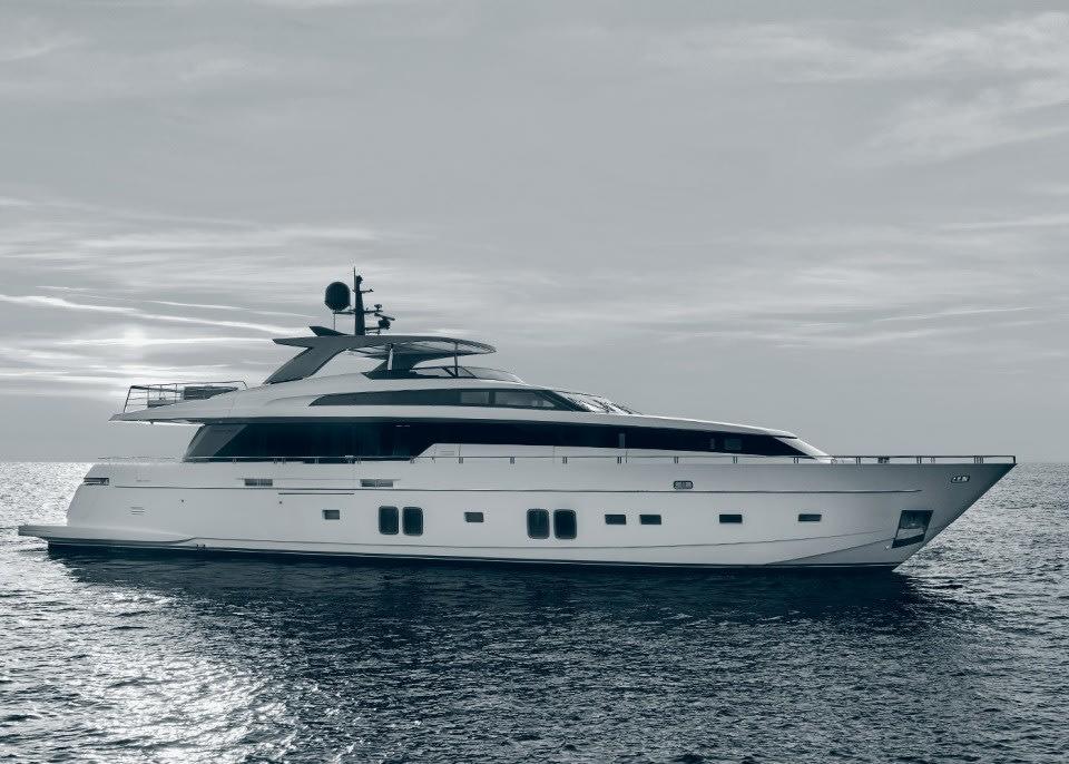 Моторная SALT Yacht #1