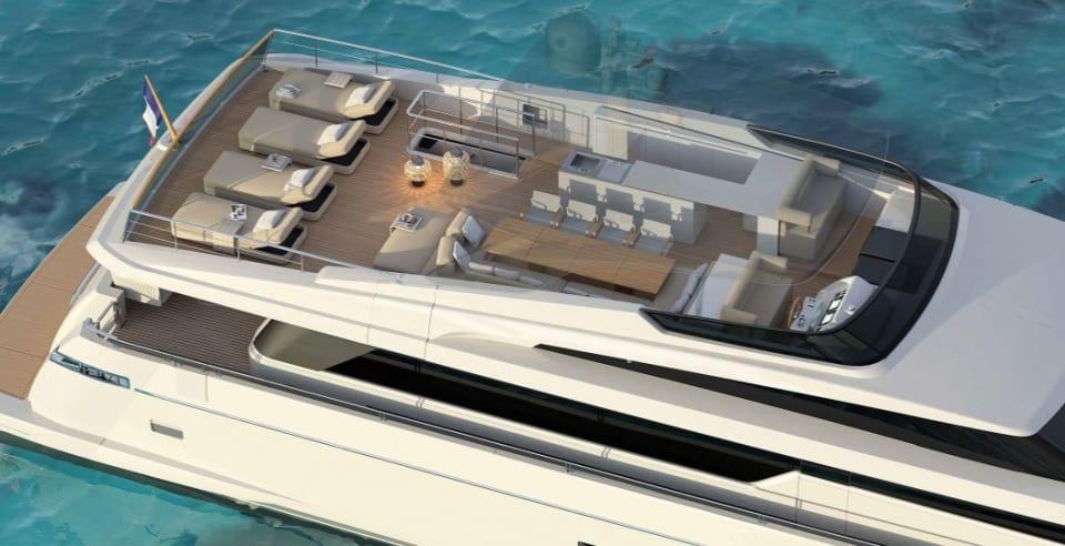 Моторная SALT Yacht #8