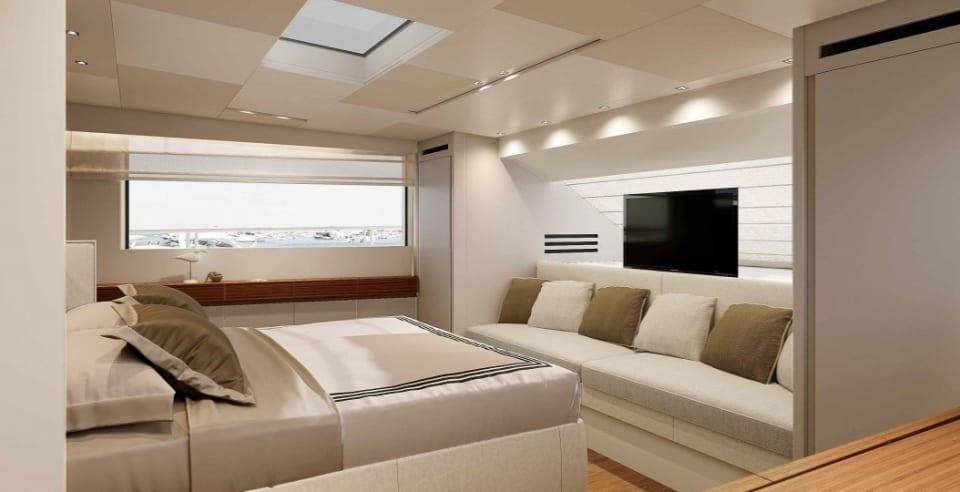 Моторная SALT Yacht #9