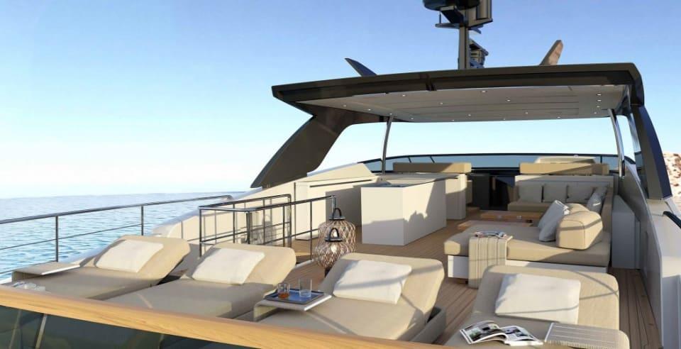 Моторная SALT Yacht #10