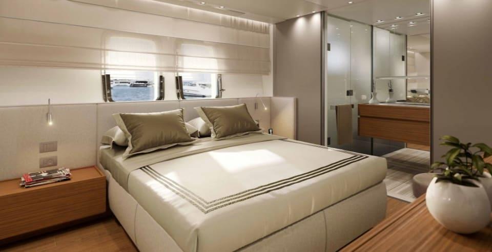 Моторная SALT Yacht #11