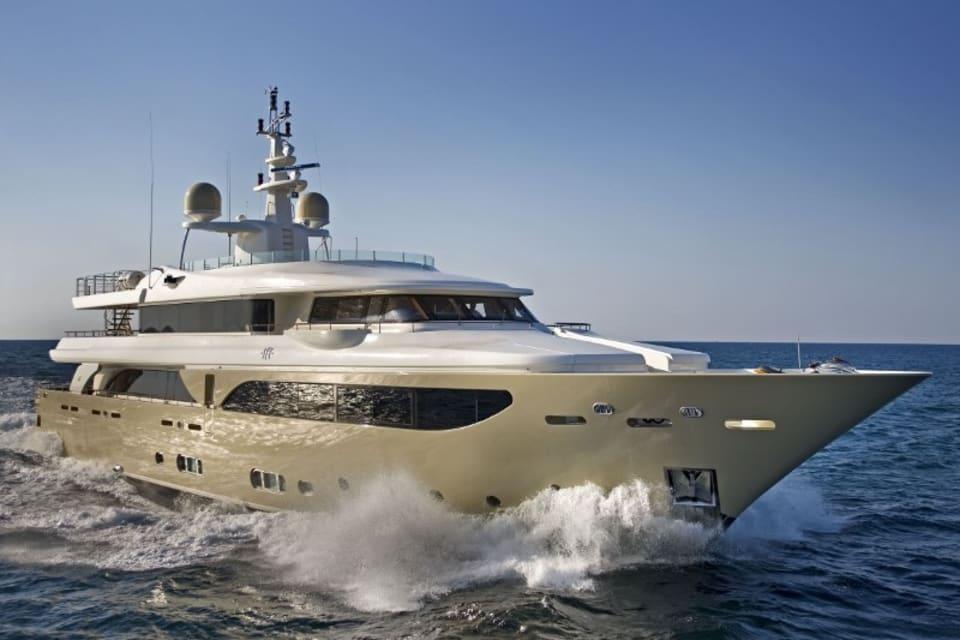 Моторная яхта SOFICO Yacht #1