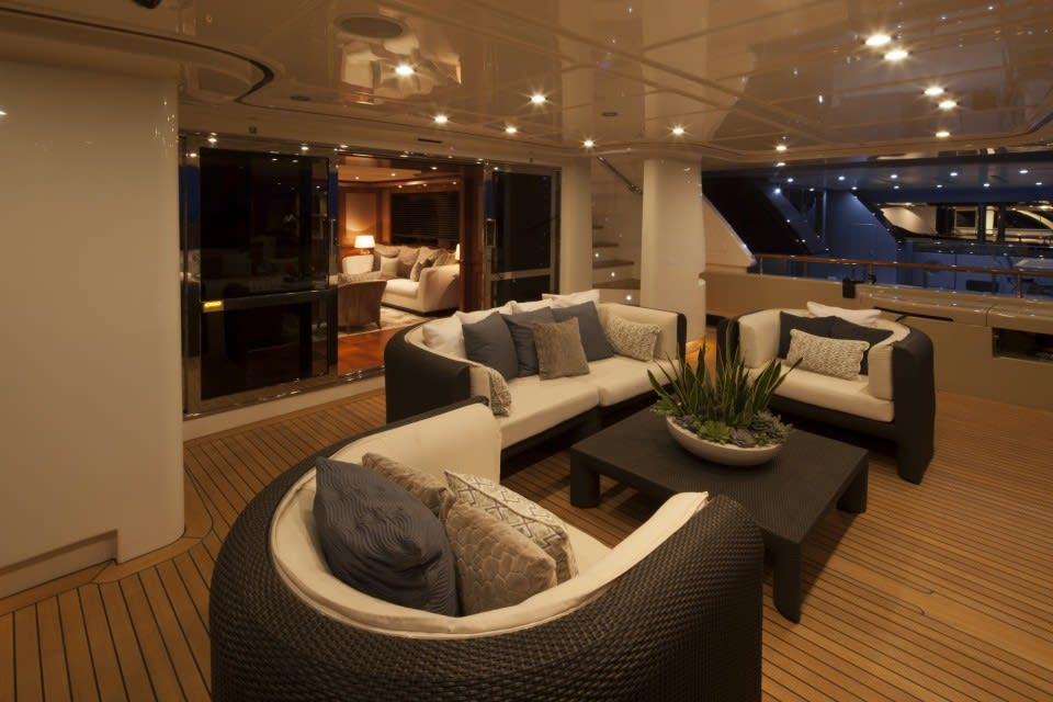 Моторная яхта SOFICO Yacht #4