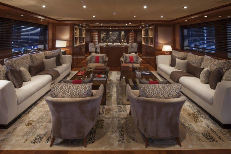 Моторная яхта SOFICO Yacht #5