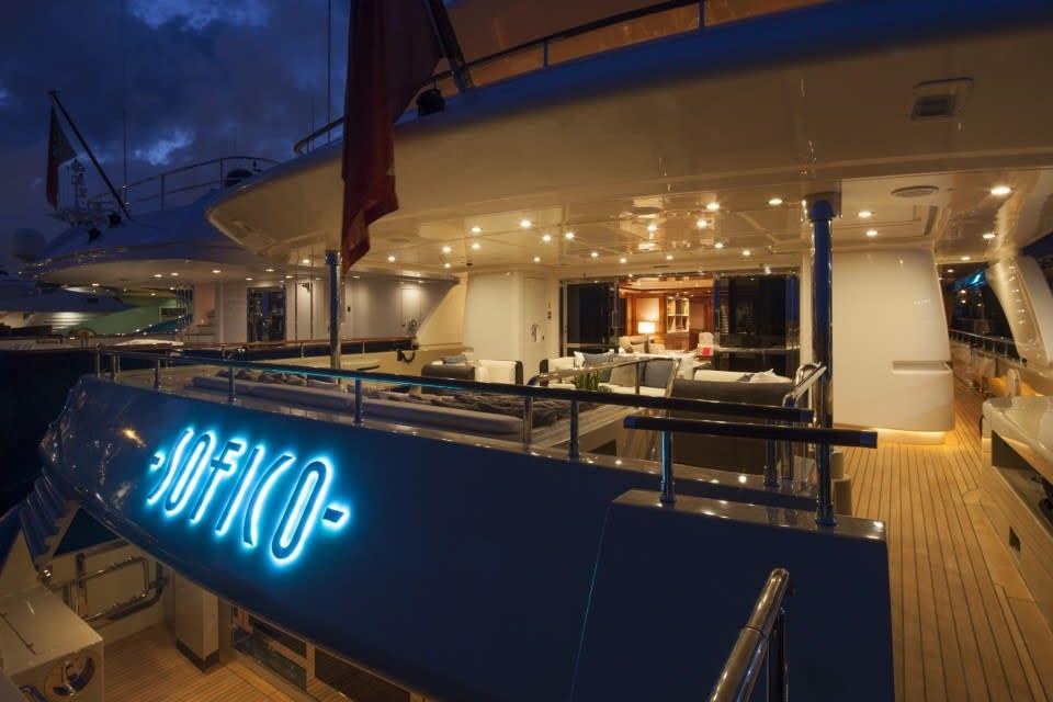 Моторная яхта SOFICO Yacht #6