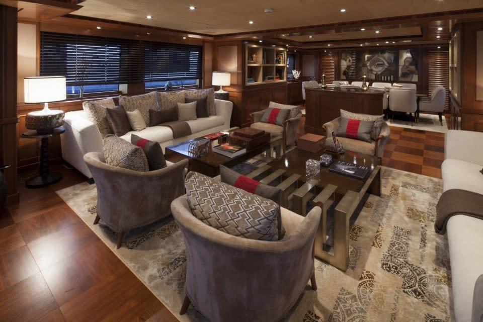 Моторная яхта SOFICO Yacht #7