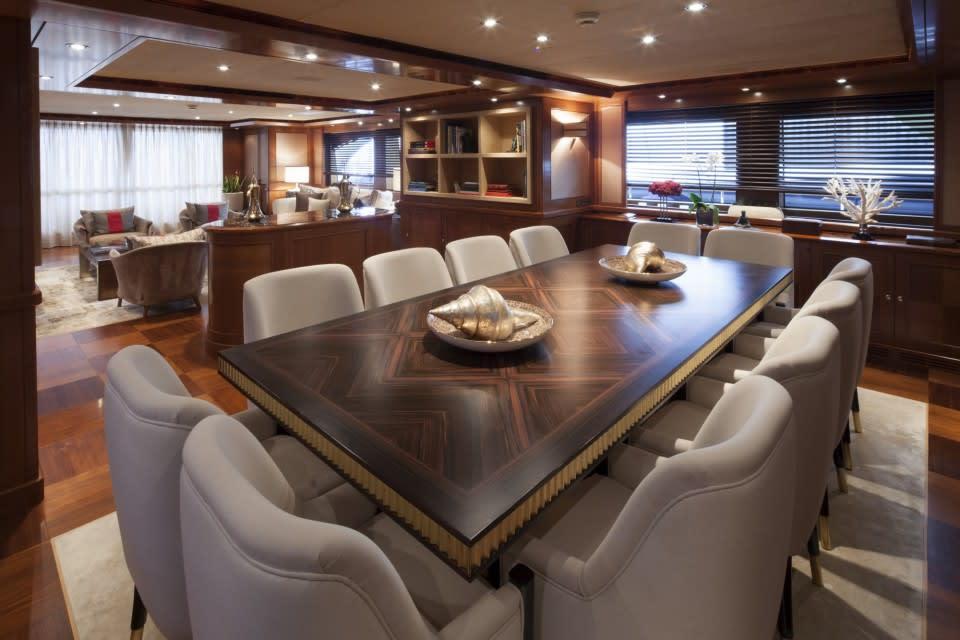 Моторная яхта SOFICO Yacht #8