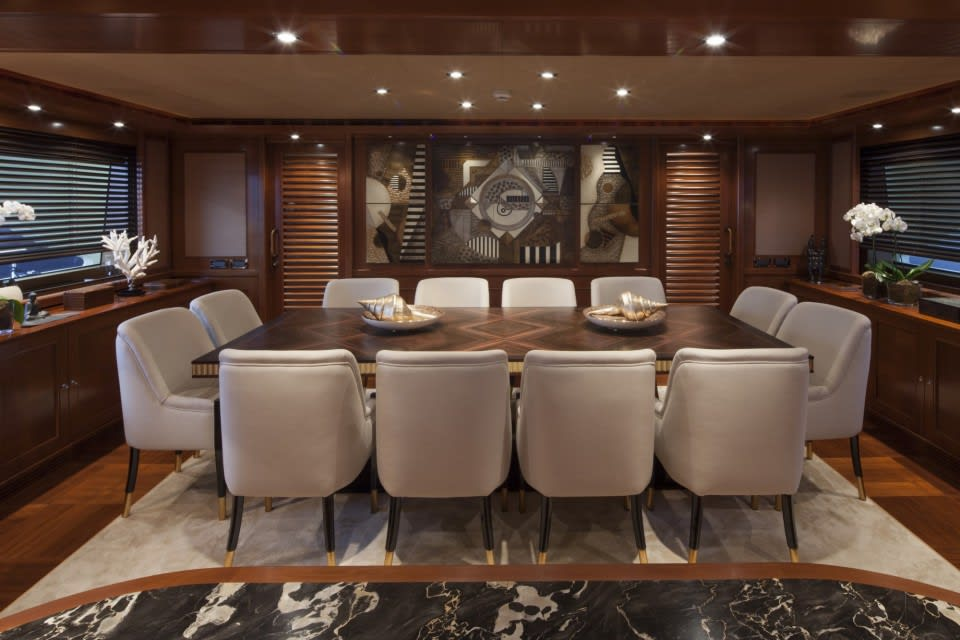 Моторная яхта SOFICO Yacht #9