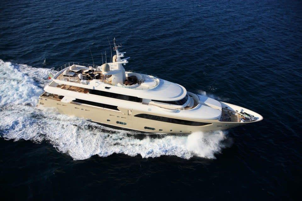 Моторная яхта SOFICO Yacht #2