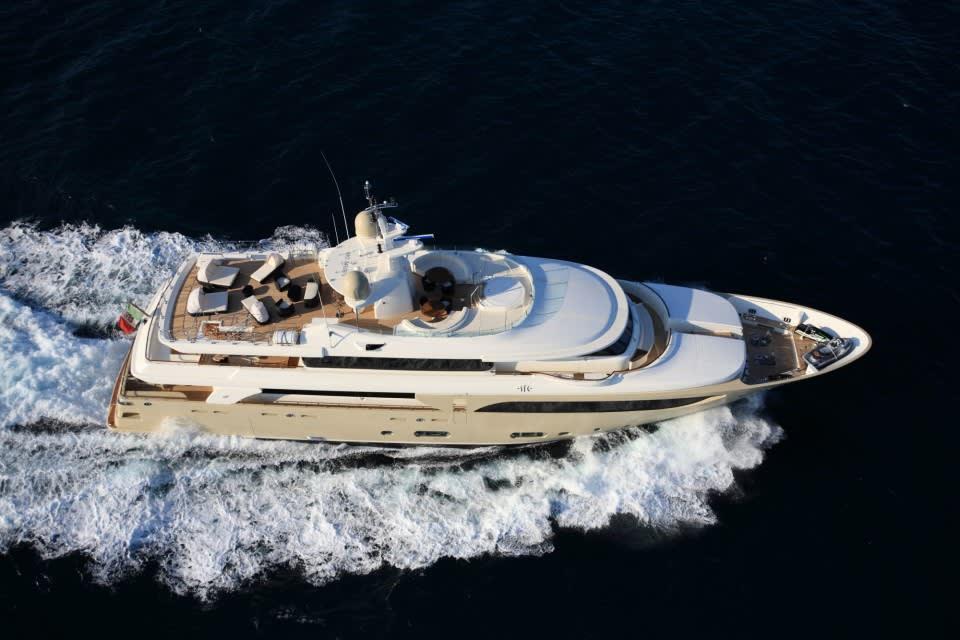 Моторная яхта SOFICO Yacht #3