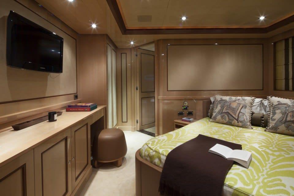 Моторная яхта SOFICO Yacht #13