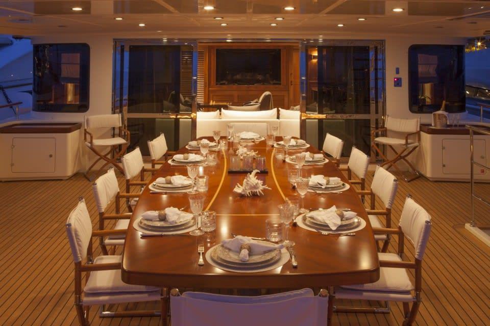 Моторная яхта SOFICO Yacht #14
