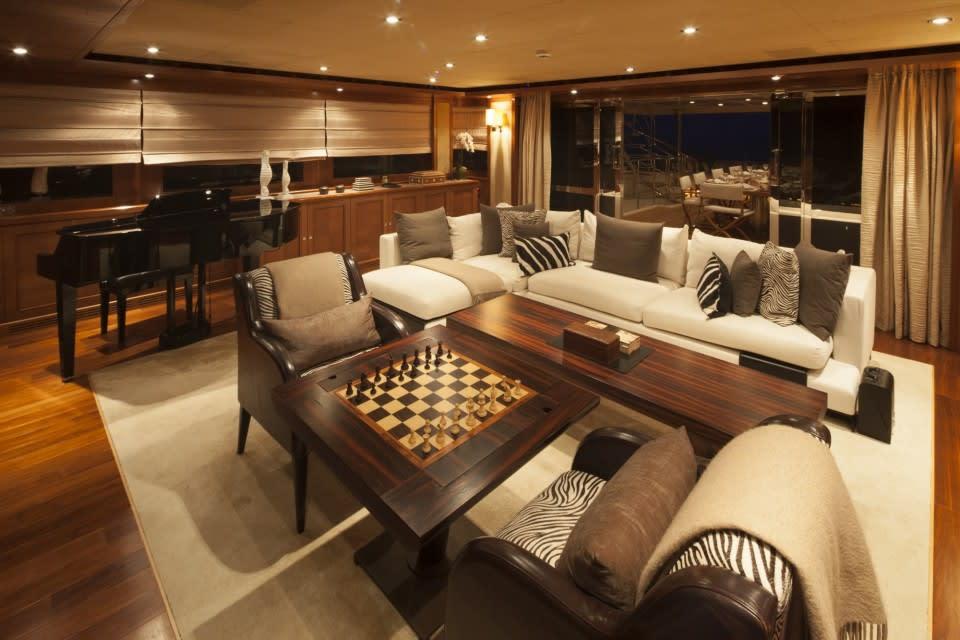 Моторная яхта SOFICO Yacht #15