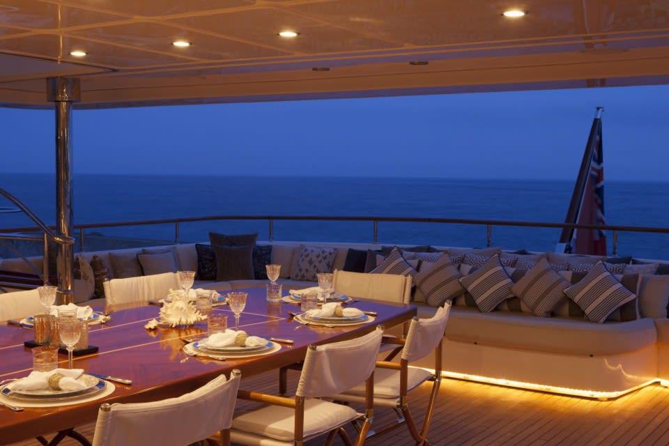 Моторная яхта SOFICO Yacht #16