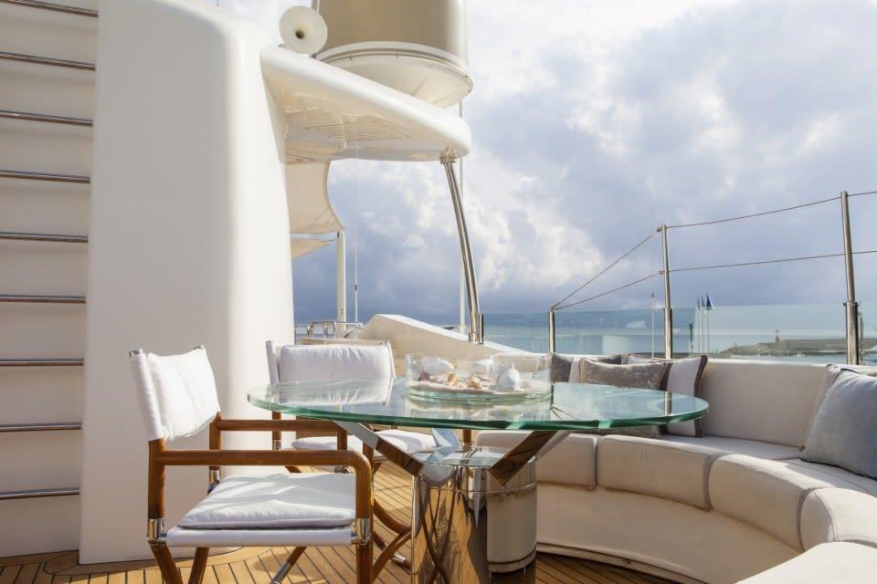 Моторная яхта SOFICO Yacht #18
