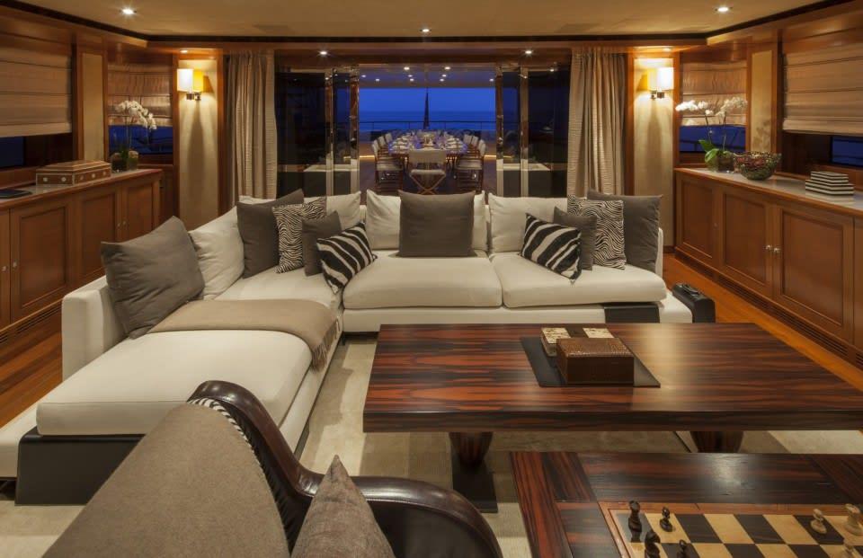 Моторная яхта SOFICO Yacht #19