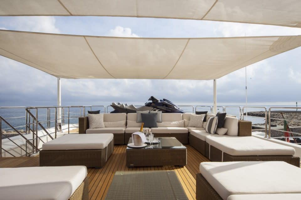 Моторная яхта SOFICO Yacht #20