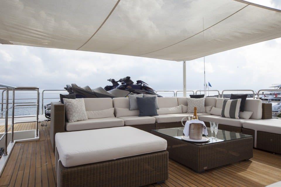 Моторная яхта SOFICO Yacht #23