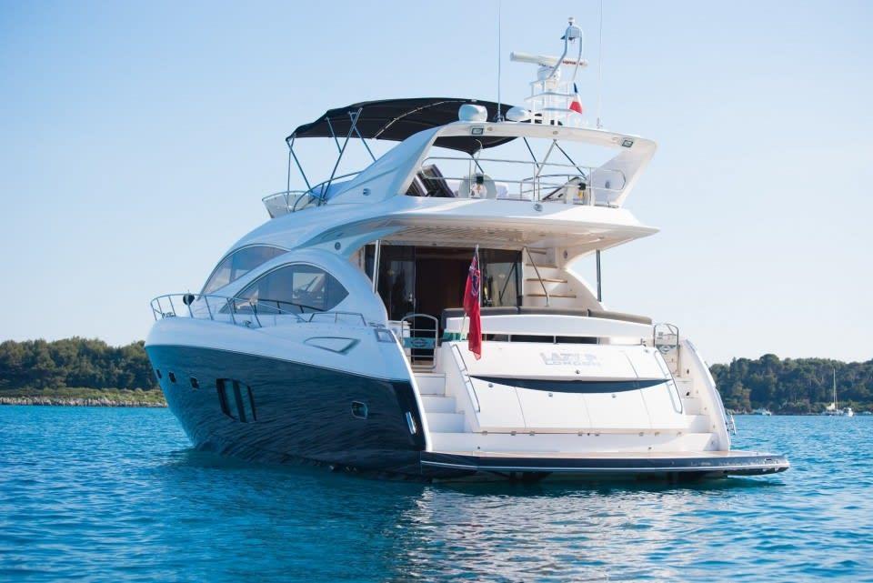 Моторная яхта LAZY P Yacht #3