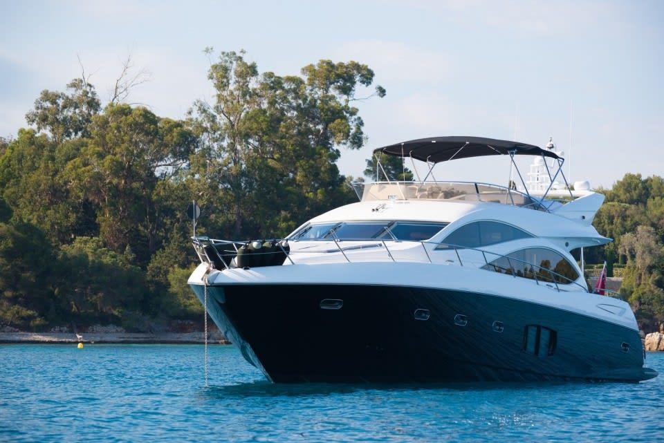 Моторная яхта LAZY P Yacht #2