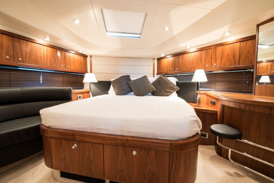 Моторная яхта LAZY P Yacht #11