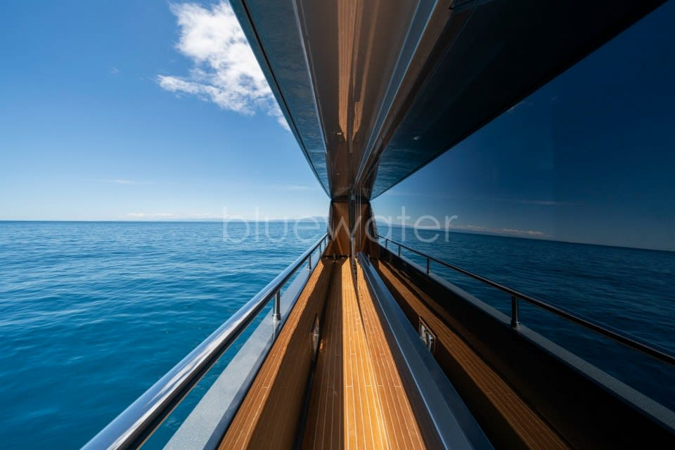 Моторная яхта UNKNOWN Yacht #8