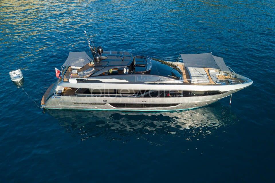 Моторная яхта UNKNOWN Yacht #6