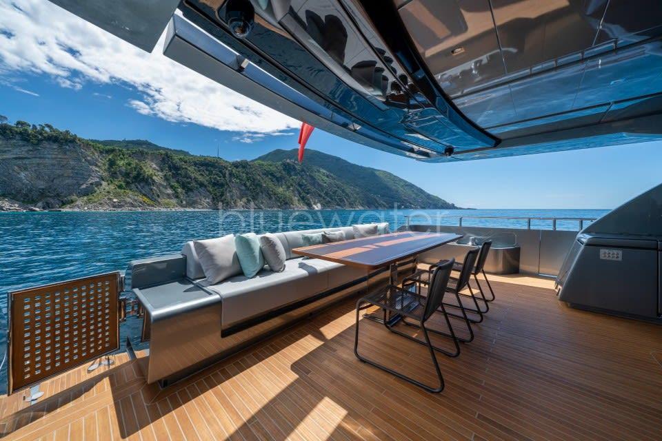 Моторная яхта UNKNOWN Yacht #7