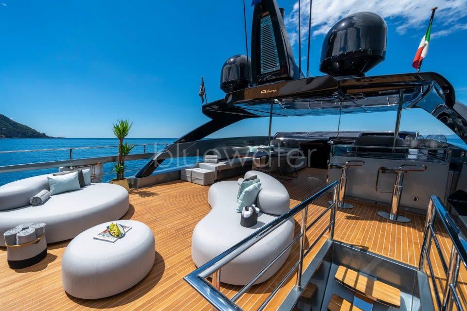 Моторная яхта UNKNOWN Yacht #11