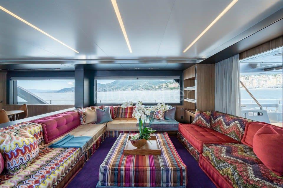 Моторная яхта UNKNOWN Yacht #14