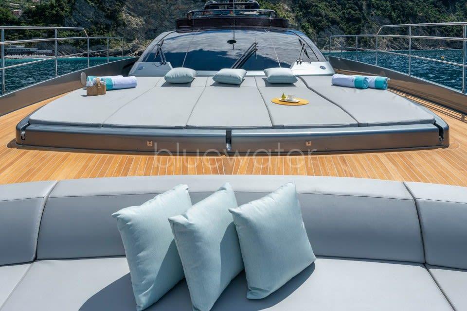 Моторная яхта UNKNOWN Yacht #13