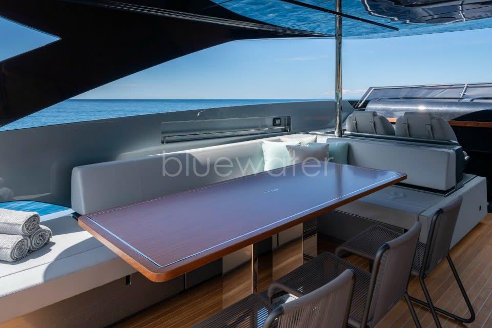 Моторная яхта UNKNOWN Yacht #9