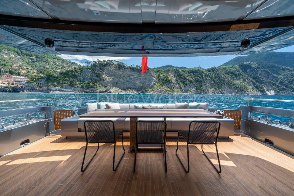 Моторная яхта UNKNOWN Yacht #15