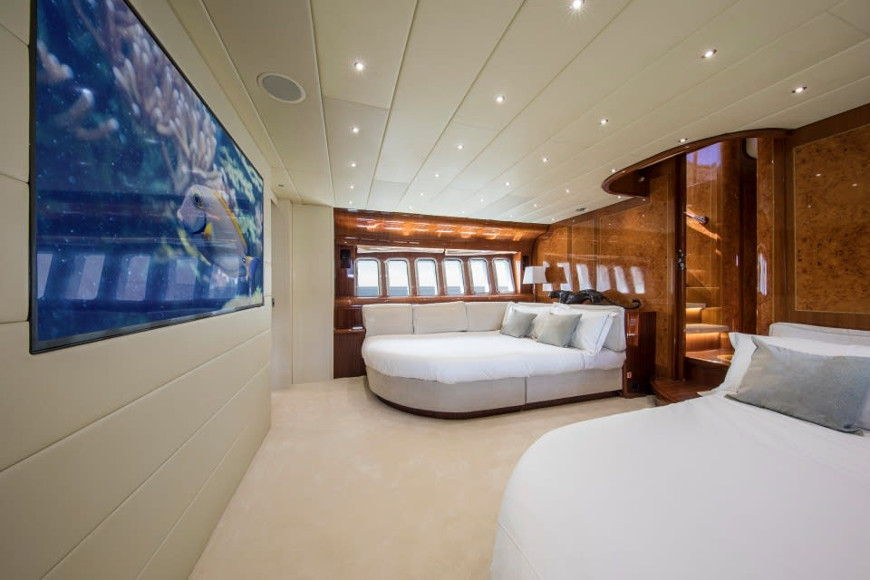 Моторная яхта CITA Yacht #5