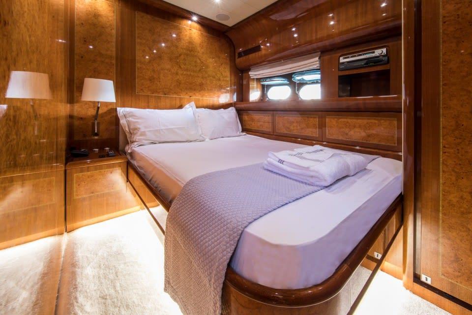 Моторная яхта CITA Yacht #14