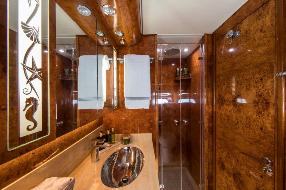 Моторная яхта CITA Yacht #7