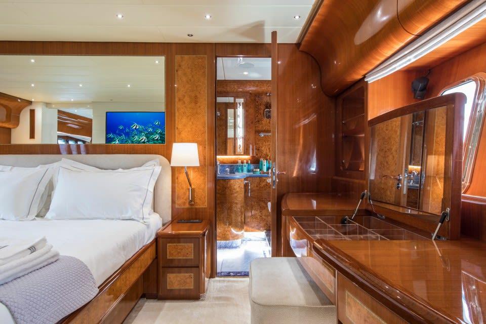 Моторная яхта CITA Yacht #6
