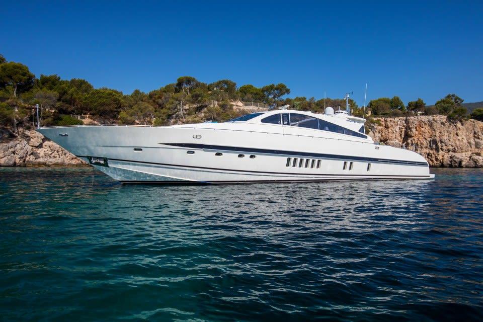 Моторная яхта CITA Yacht #18