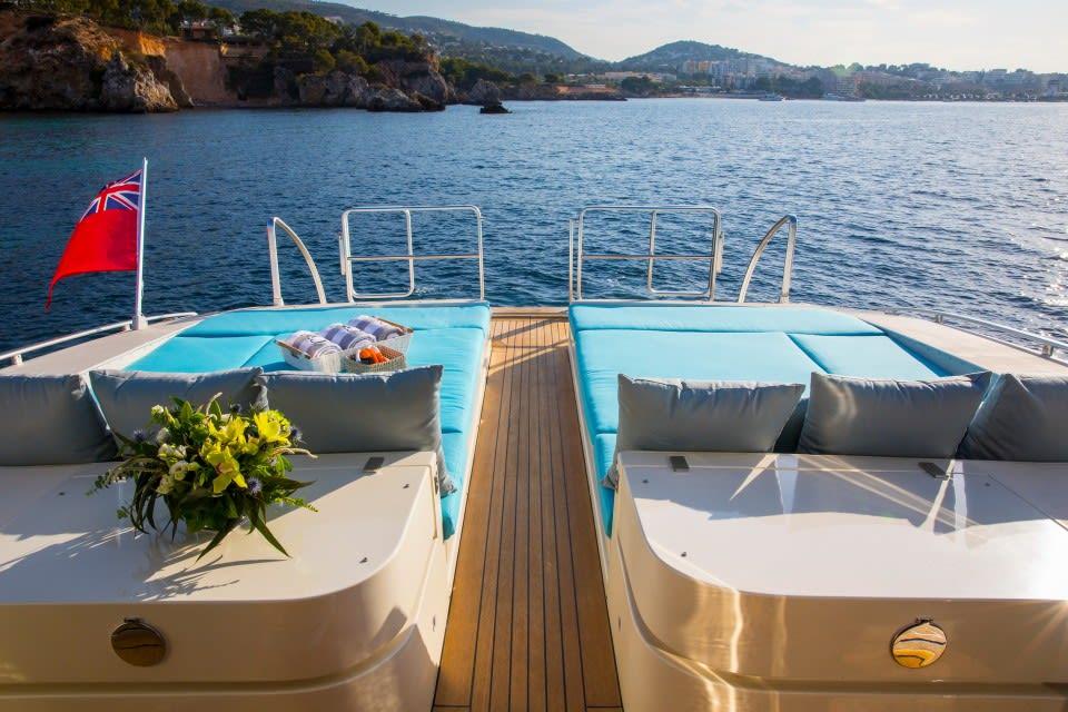 Моторная яхта CITA Yacht #9