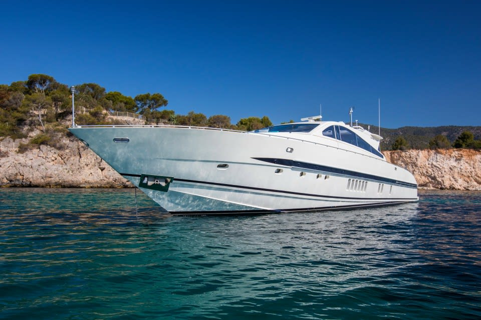 Моторная яхта CITA Yacht #13